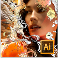 Adobe Illustrator boxshot