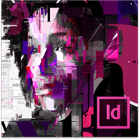 Adobe InDesign boxshot